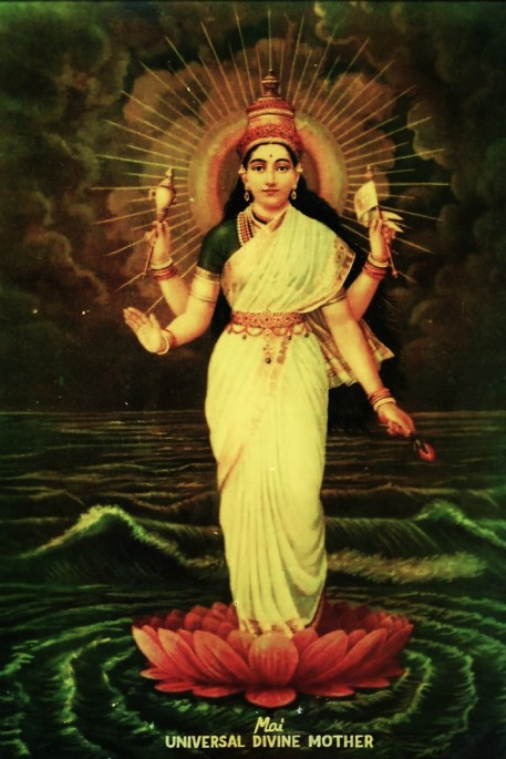 UNIVERSAL DIVINE MOTHER MAI